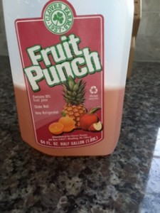 junk fruit punch
